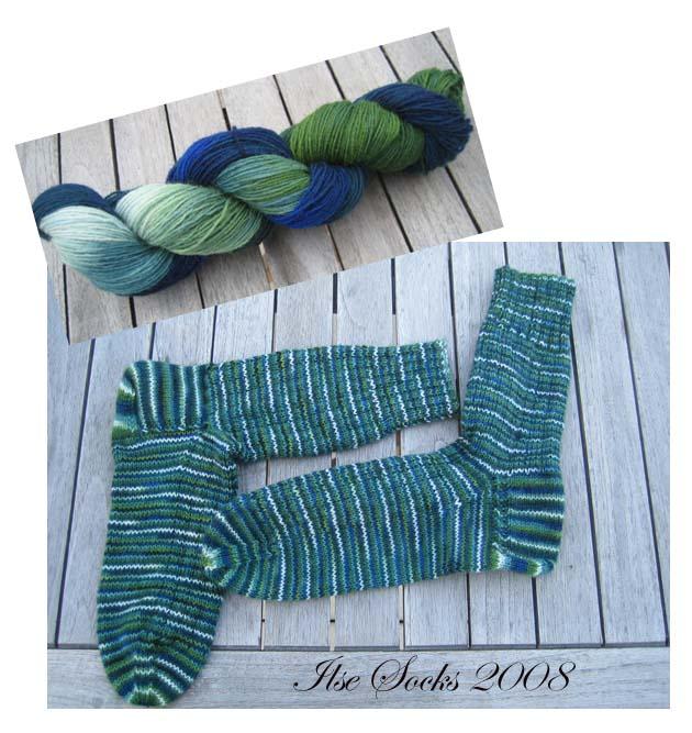 Sockenwolle (75% Schurw. 25% Poly)