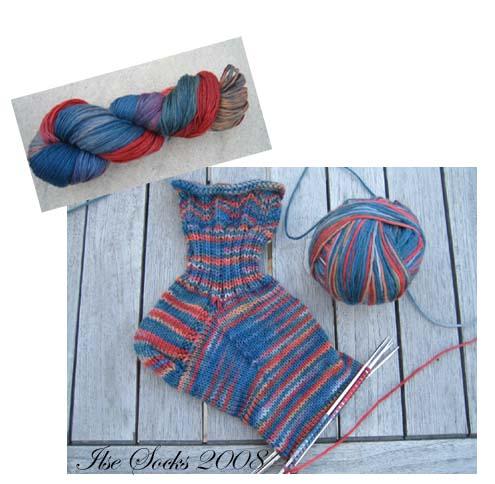 Kashmir-Socken