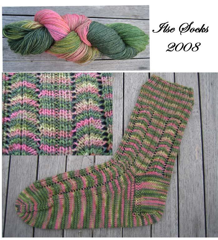 Socken Bambus-Seide